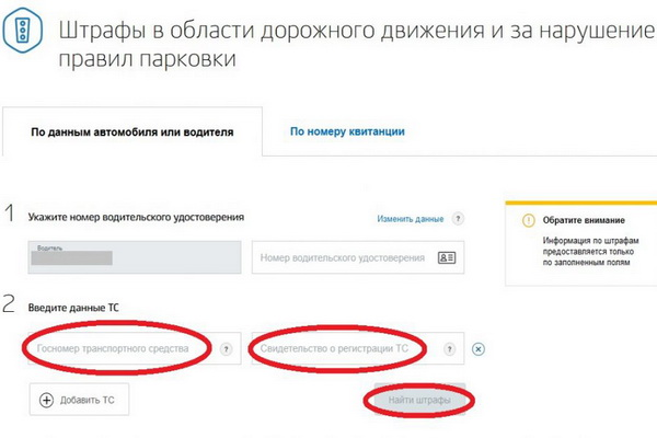 Как заплатить штрафы ГИБДД со скидкой 50% через портал Госуслуги